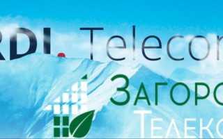 Устройство личного кабинета пользователя RDI Telecom
