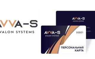 Школьные карты AVVAS. Как оформить вход в личный кабинет