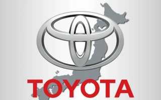 Моя Toyota: регистрация и функции личного кабинета