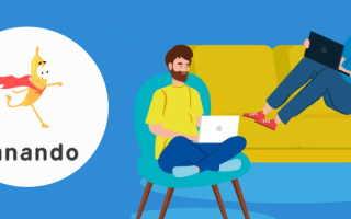 Порядок регистрации и управления услугами в личном кабинете Banando.ru