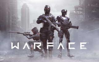 Личный кабинет Warface: регистрация, авторизация и возможности