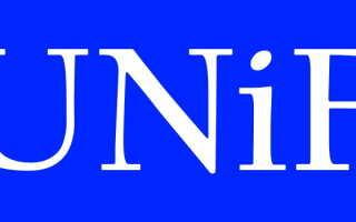 Личный кабинет Юниф: инструкция для входа, возможности аккаунта