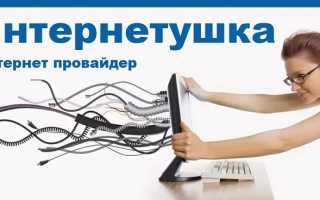 Личный кабинет провайдера Интернетушка – регистрация, вход, возможности