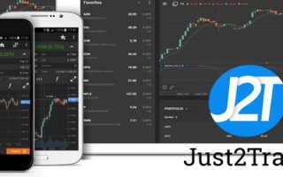 Компания «Just2Trade»: регистрация и возможности личного кабинета