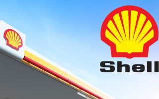 Особенности использования личного кабинета Shell