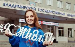 ИОП МИВлГУ: регистрация и вход в личный кабинет