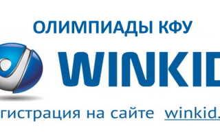 Личный кабинет Winkid: регистрация, авторизация и использование возможностей