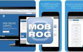 Вход в личный кабинет Mobrog: пошаговый алгоритм, функционал аккаунта