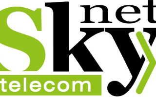 Регистрация и вход в личный кабинет Skynet