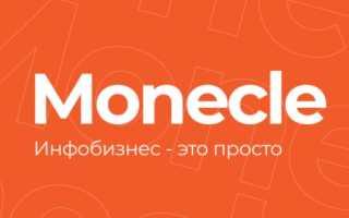 Личный кабинет на сайте Monecle.com: инструкция по регистрации, преимущества аккаунта