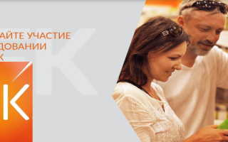 Личный кабинет «ГфК-Русь»: как регистрироваться и пользоваться