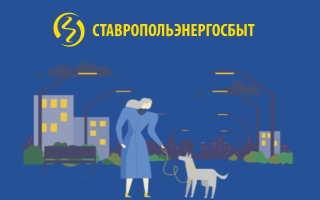 Ставропольэнергосбыт – использование личного кабинета для физического лица