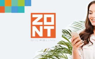 Личный кабинет ZONT: регистрация, авторизация и функционал
