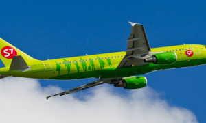 Регистрация в личном кабинете на сайте компании S7 Airlines