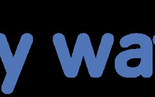 MyWatershop – регистрация на сайте, вход в личный кабинет