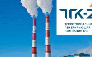ТГК 2 Энергосбыт – личный кабинет потребителя