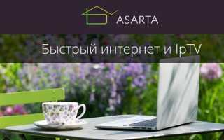 Регистрация и функции личного кабинета Асарта.ру