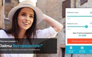СМС Финанс: регистрация личного кабинета, вход и функционал