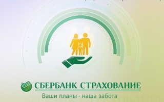 Сбербанк страхование жизни – личный кабинет