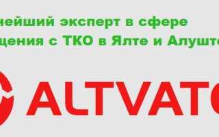 Личный кабинет ООО Альфатер Крым: алгоритм авторизации, функционал профиля