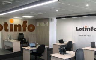 Личный кабинет ЛотИнфо: регистрация, вход и использование