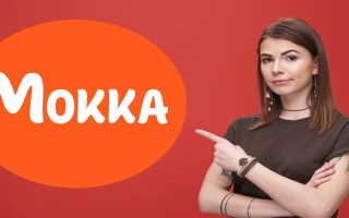 Сервис Мокка: регистрация и вход в личный кабинет