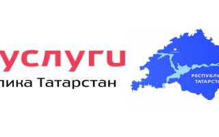 Личный кабинет портала Госуслуги РТ: государственные услуги для жителей Татарстана