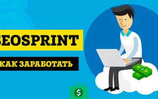 Инструкция по регистрации в Сеоспринт и вход пользователей в личный кабинет
