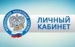 Личный кабинет юридического лица в ФНС: функционал и регистрация