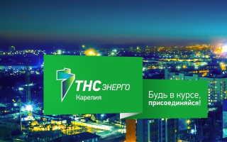 Личный кабинет ТНС энерго Карелия: особенности оформления