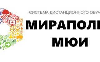 Личный кабинет Мираполис МЮИ: инструкция для входа, функционал аккаунта