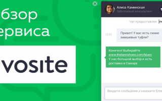 Личный кабинет JivoSite: регистрация, вход и функционал