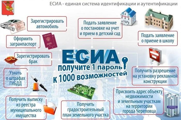 ЕСИА налоговая