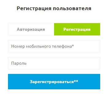 Байкал Сервис регистрация