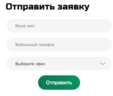 быстрый заём заявка