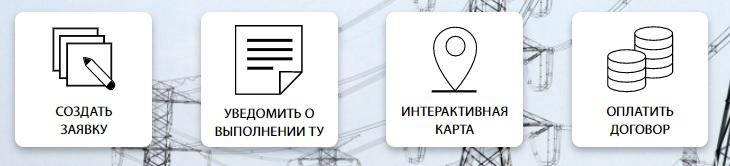 россети ленэнерго услуги