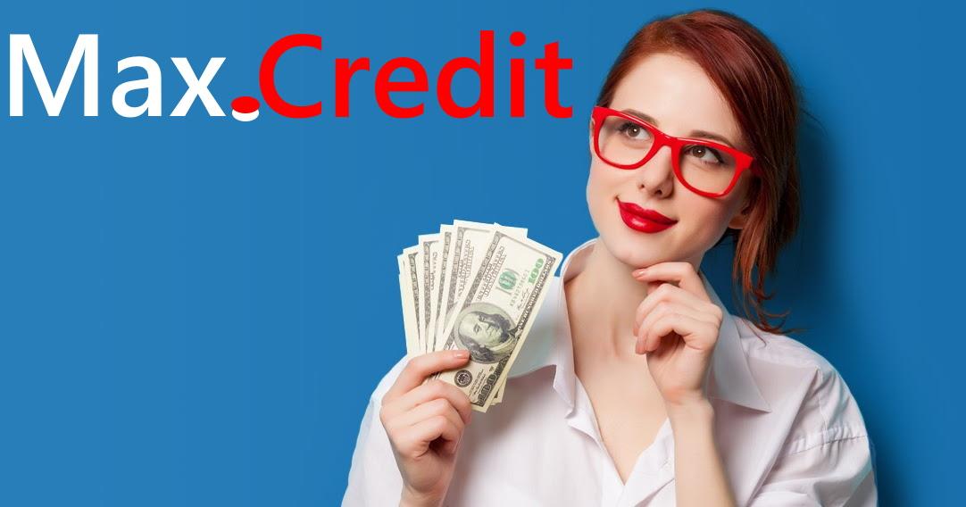 оформление кредита MaxCredit