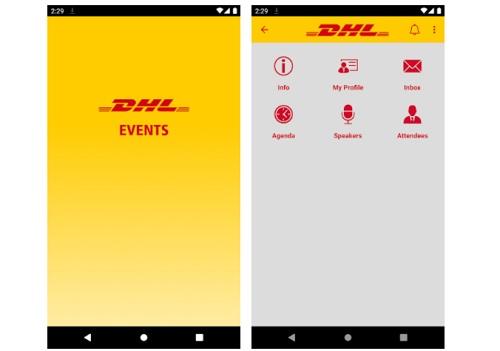 мобильное приложение dhl