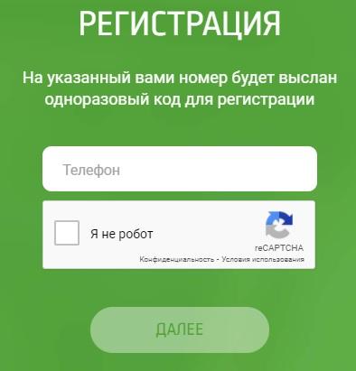 Ирбис регистрация