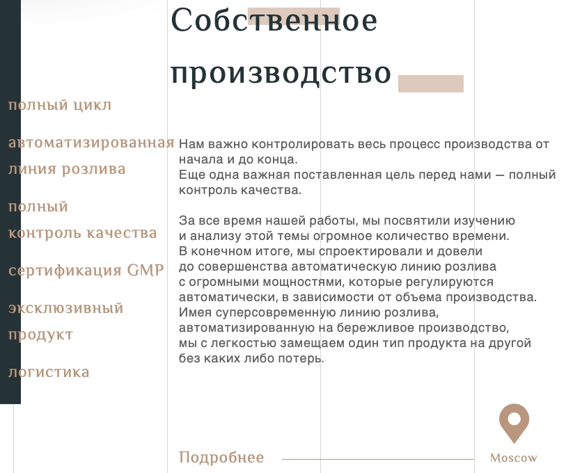 Функционал кабинета АКЛОН
