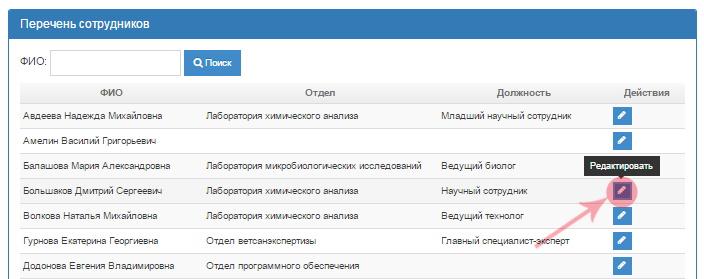 Веста - Россельхознадзор лк