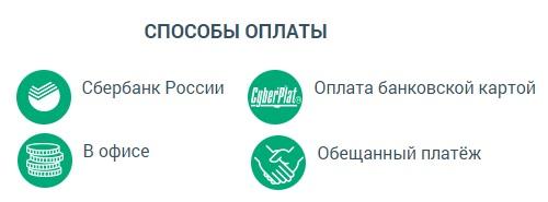 OngNet Plus оплата