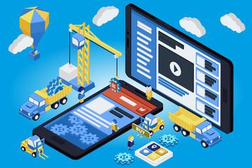 Мобильное приложение информсети