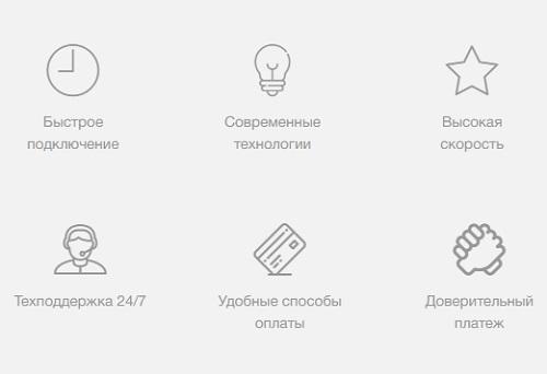 услуги и функции