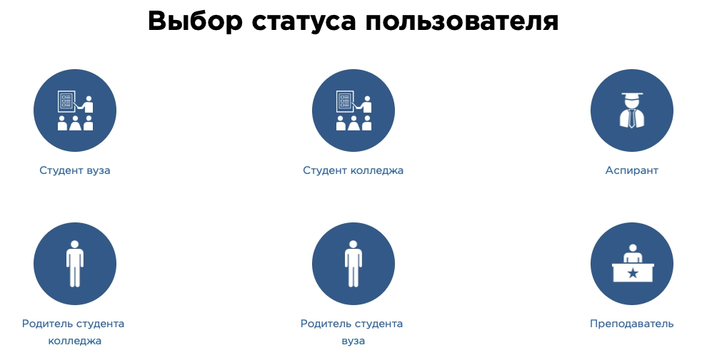 Форма регистрации ВИВТ
