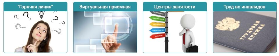 Функционал ГУ РК «ЦЗН Усть-Куломского района»