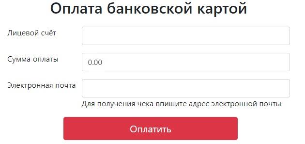 Русская компания оплата