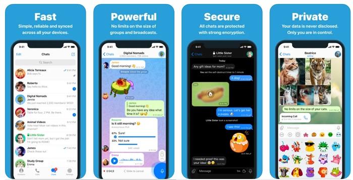 Telegram скрины
