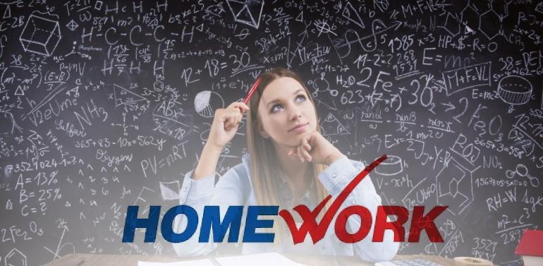 HomeWork логотип