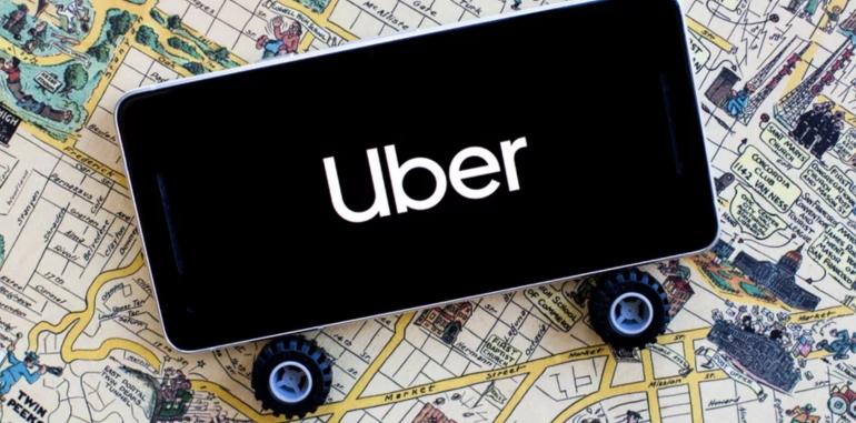 Uber картинка
